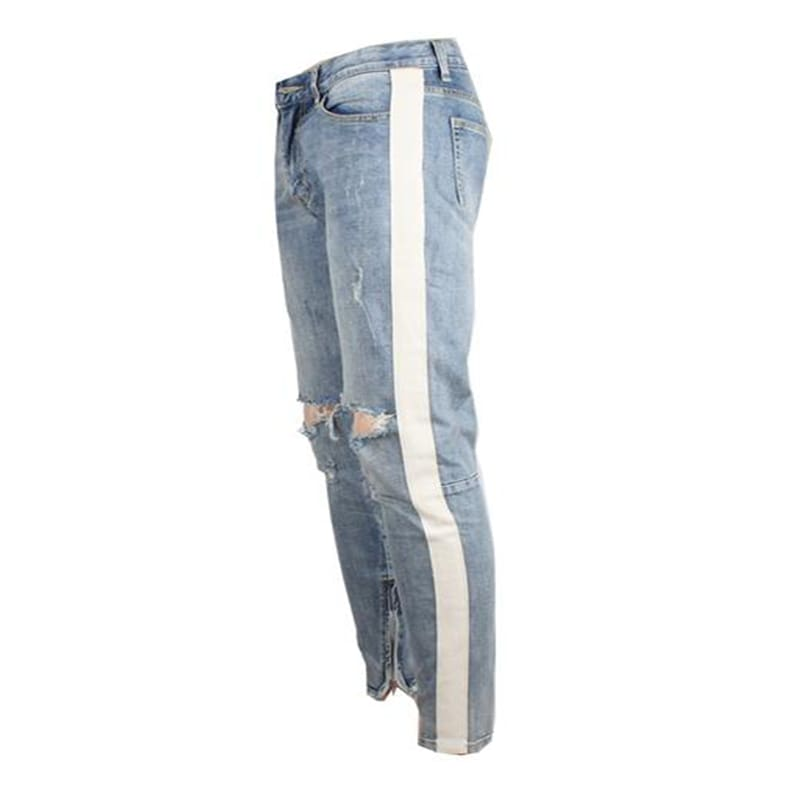 Heavy Denim Wash Jeans | Streetgarm