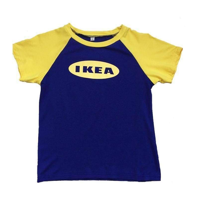 IKEA Crop Top | Streetgarm