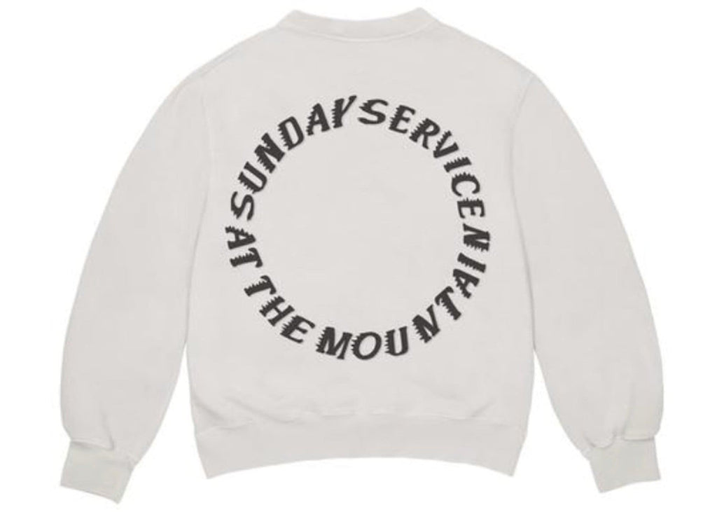 Kanye West CPFM Holy Spirit Crewneck - White | Streetgarm