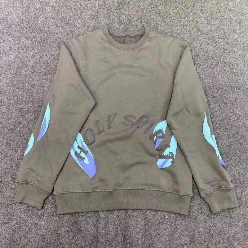 Kanye West Holy Spirit Sweatshirt - Grey | Streetgarm