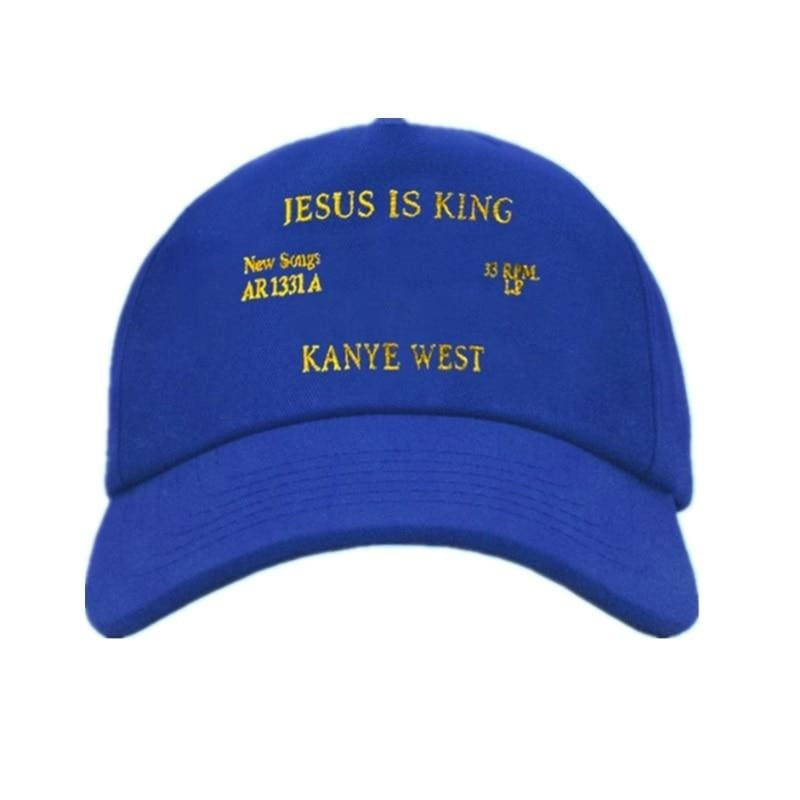 Kanye West Jesus Is King Album Cap | Streetgarm