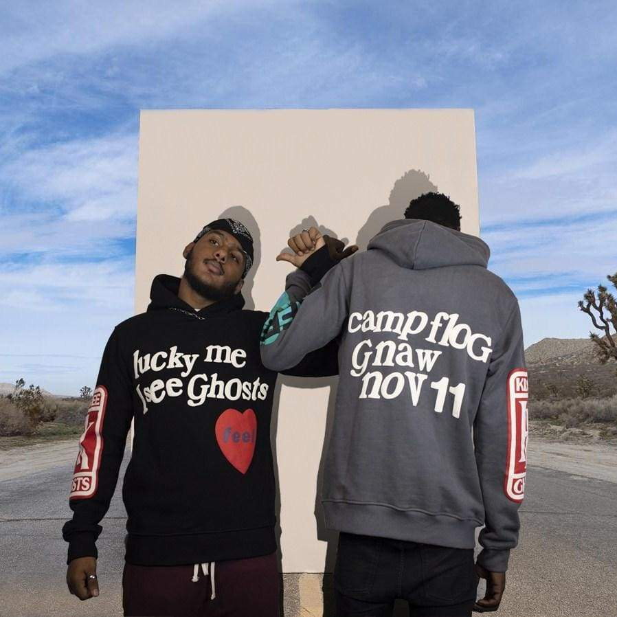 Kids See Ghosts FREEEE Hoodie | Streetgarm
