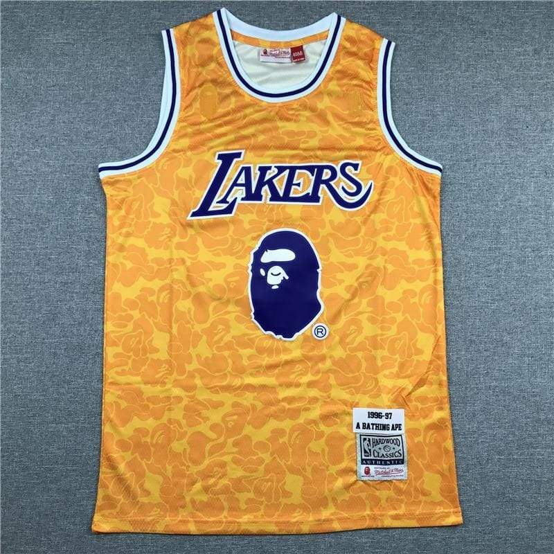 Lakers Bape 93 Jersey