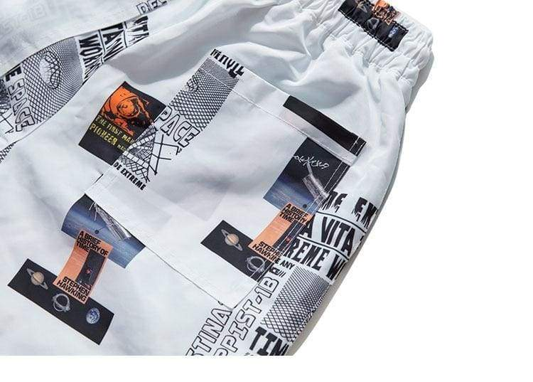 Modern Art Sweatpants | Streetgarm