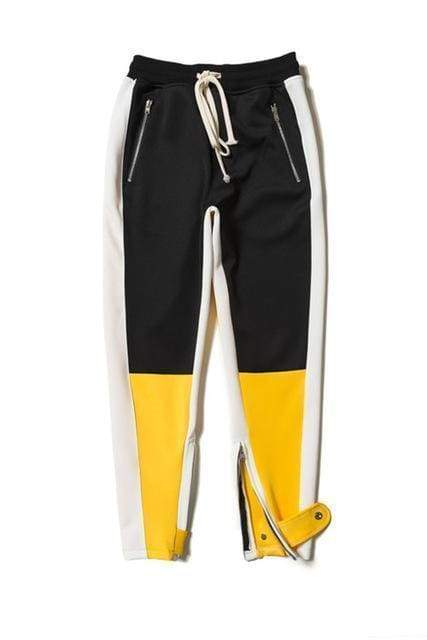 Motocross Track Pants - Yellow | Streetgarm