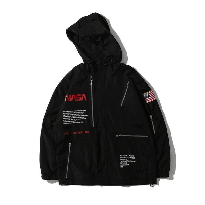 Nasa Windbreaker | Streetgarm