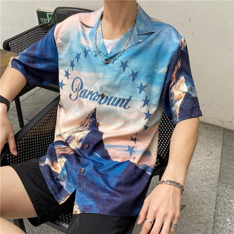 Paramount Pictures Short Sleeve Shirt | Streetgarm