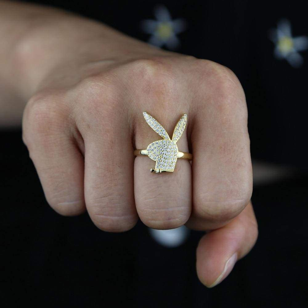 Playboy Diamond Ring | Streetgarm