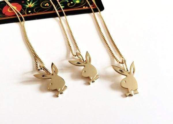 PlayBoy Necklace | One Size - Streetgarm