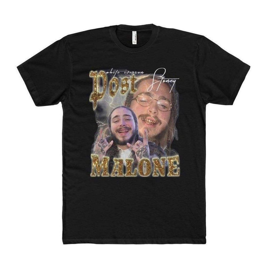 Post Malone Homage T-Shirt | Printify