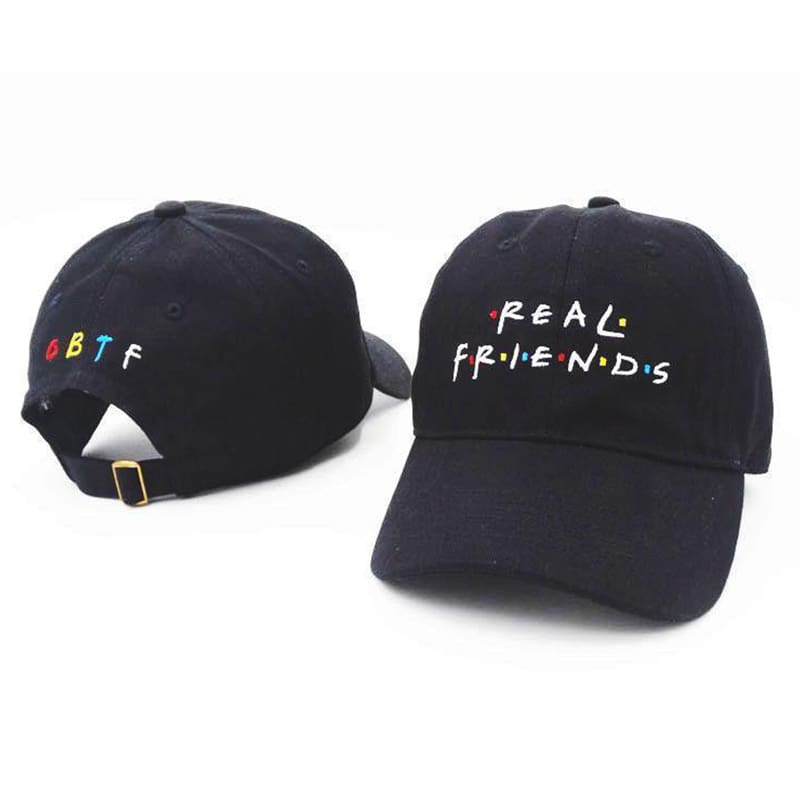 Real Friends Cap | Streetgarm