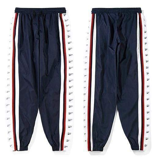 Repeat Track Pants | Blue / M - Streetgarm