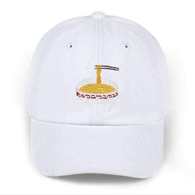 Rice Cap | White - Streetgarm