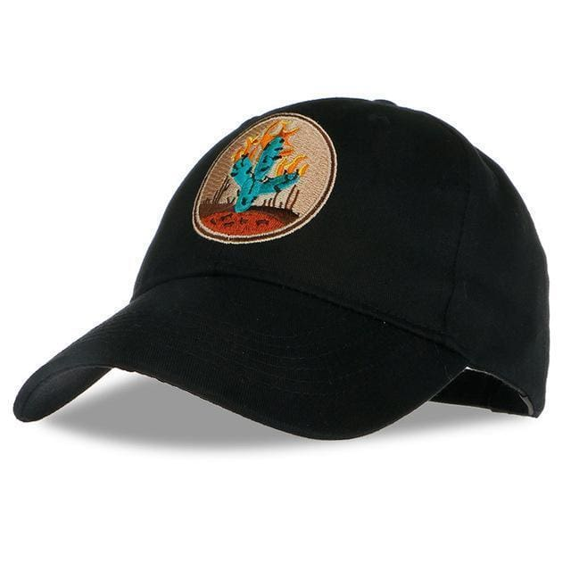 Rodeo Cap | Black - Streetgarm