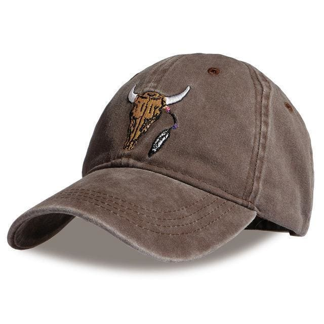 Rodeo Cap | Brown - Streetgarm