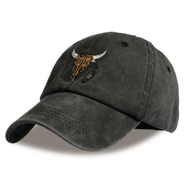 Rodeo Cap | Grey - Streetgarm