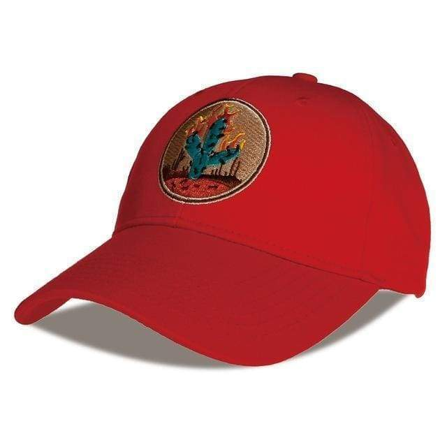 Rodeo Cap | Red - Streetgarm