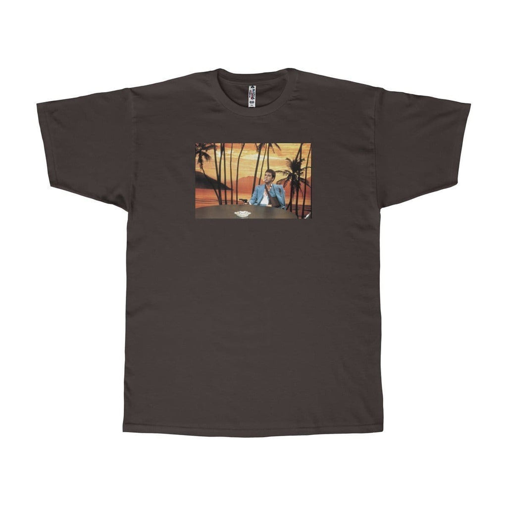 Scarface T-Shirt | Black / S - Printify