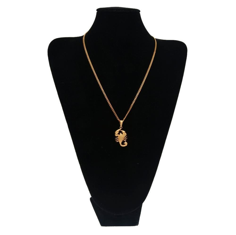 Scorpion Necklace | One Size - Streetgarm