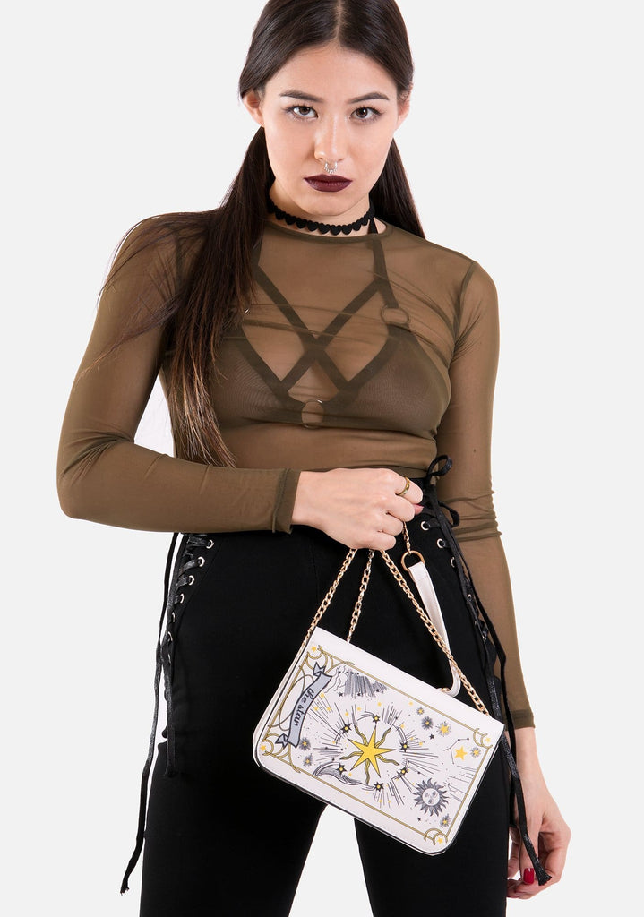 Star Tarot Shoulder Bag | Streetgarm