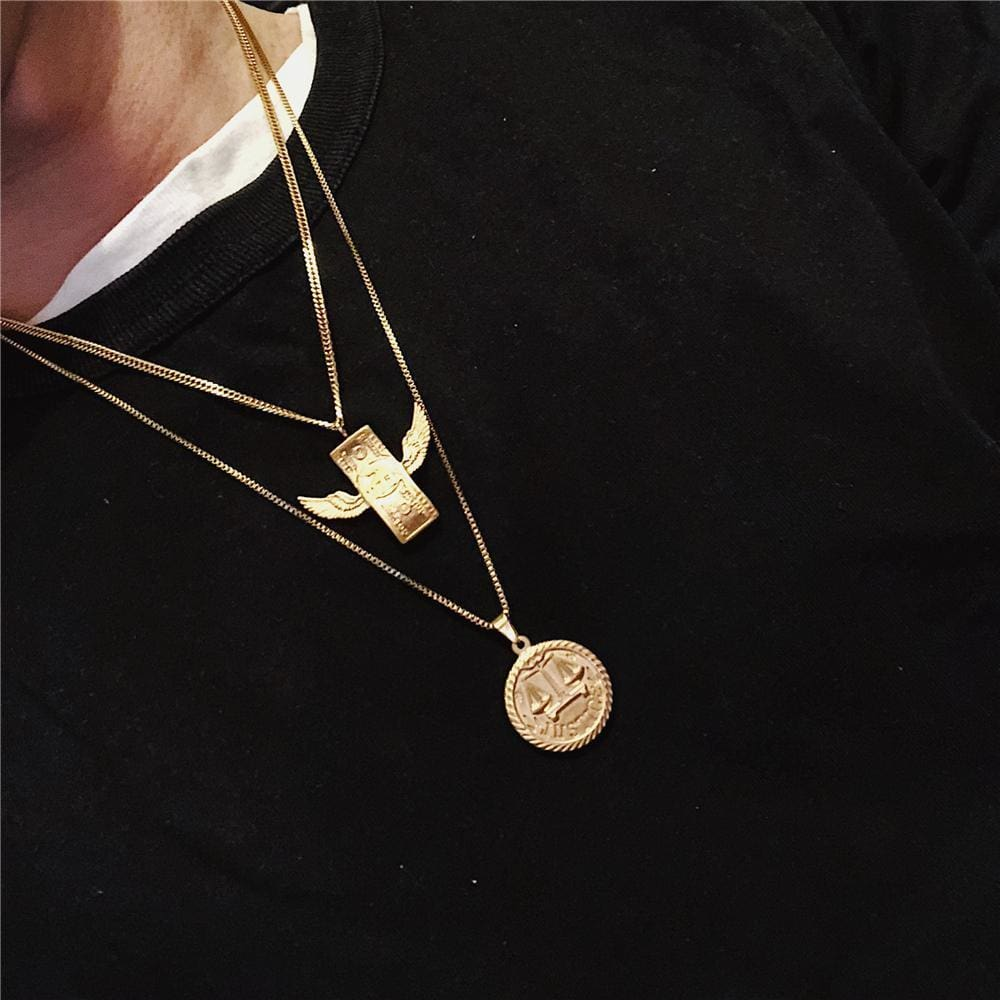 Supreme Justice Necklace | Streetgarm
