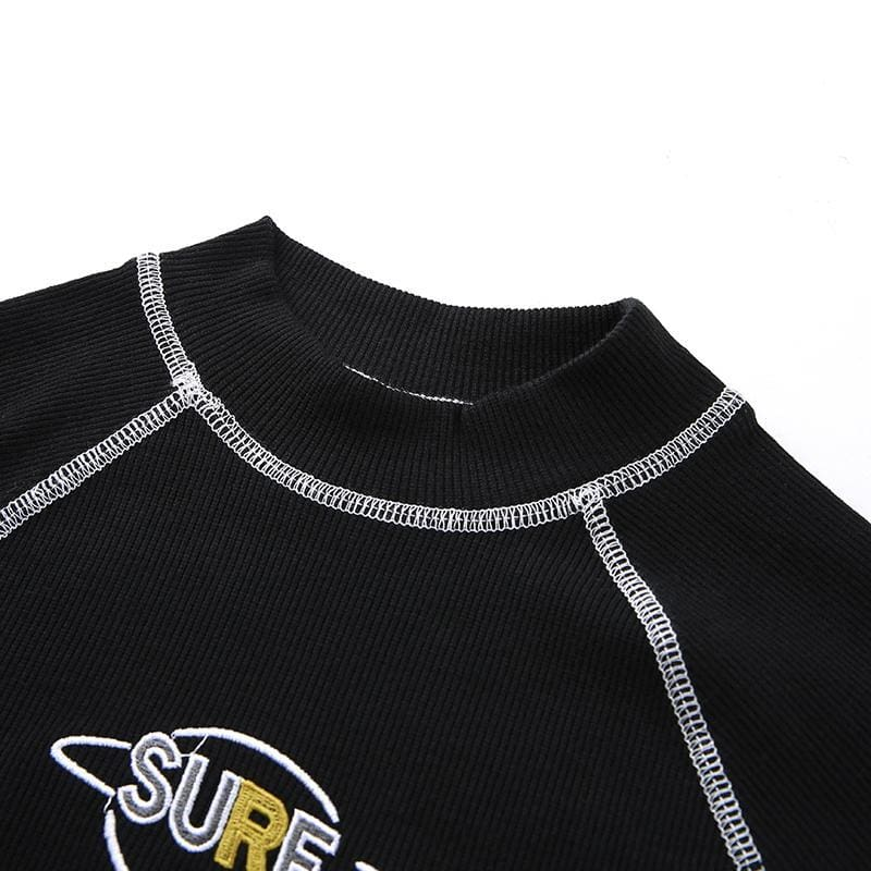 Sure Crop Top | Streetgarm