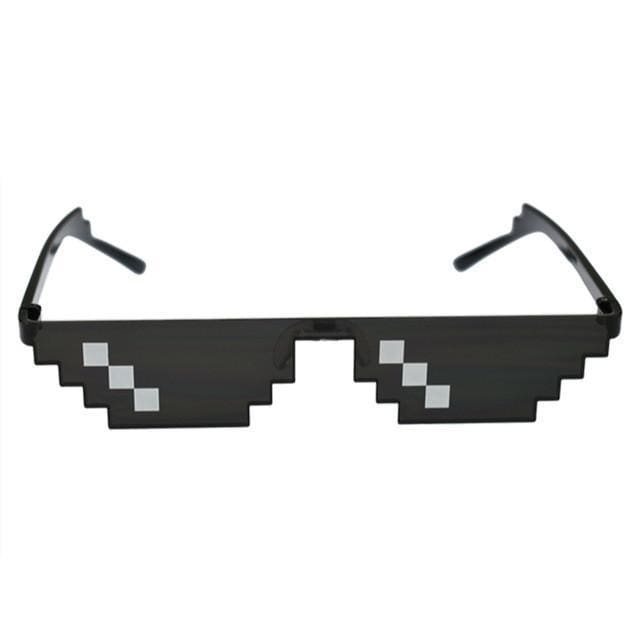 Thug Life Sunglasses | Small Reflection - Streetgarm