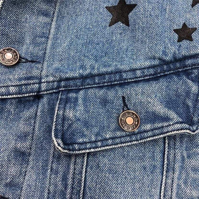 Travis Scott Astroworld Denim Jacket | Streetgarm