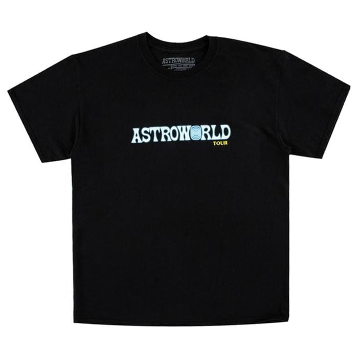 Travis Scott Astroworld Tour T-Shirt | Streetgarm