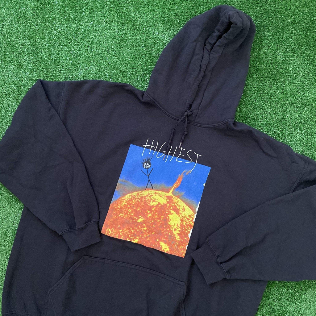 Travis Scott Highest In The Room Sun Hoodie | Streetgarm