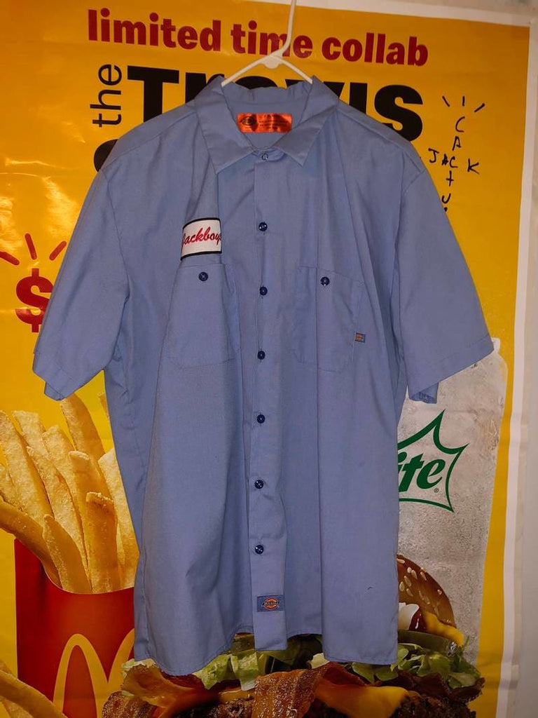 Travis Scott Jackboys Work Shirt | Streetgarm