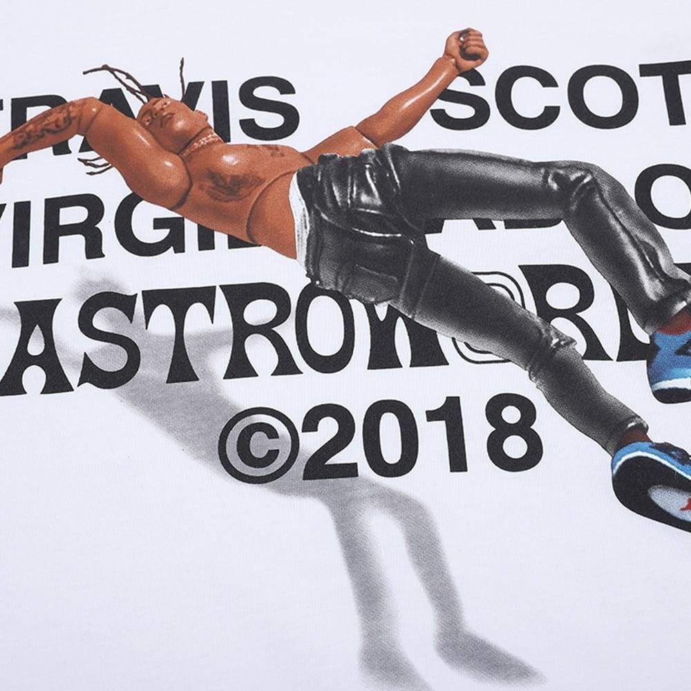 Travis Scott x Virgil Abloh T-Shirt | Streetgarm