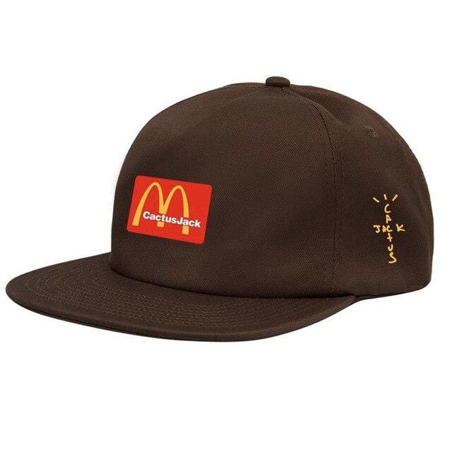 Travis Scotts Cactus Jack Mc Donalds Cap | Streetgarm