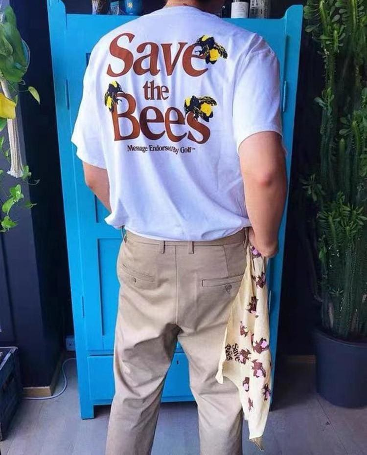 Tyler The Creator Save Bees T-Shirt | Streetgarm