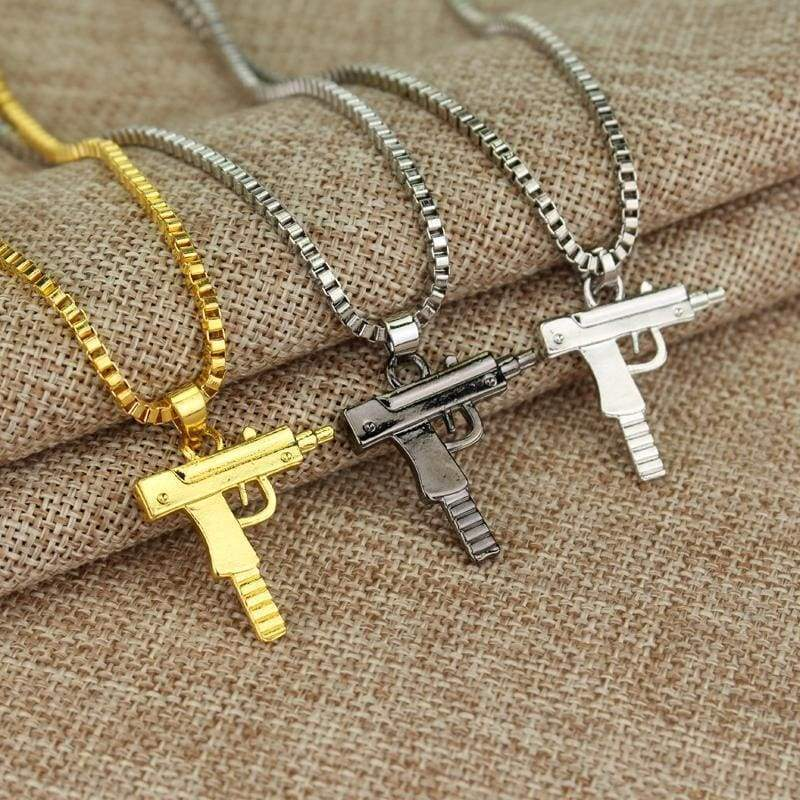 Uzi Necklace | Streetgarm