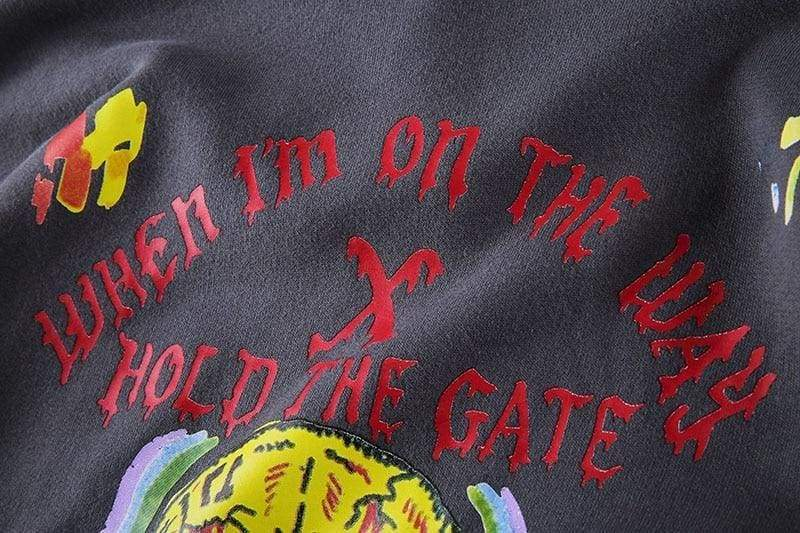 When I'm On The Way Hold Gate Hoodie | Streetgarm