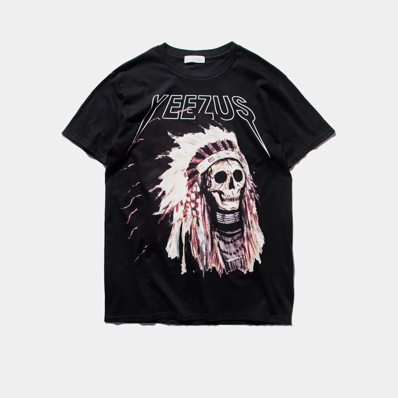 Yeezus Indian T-Shirt | Streetgarm
