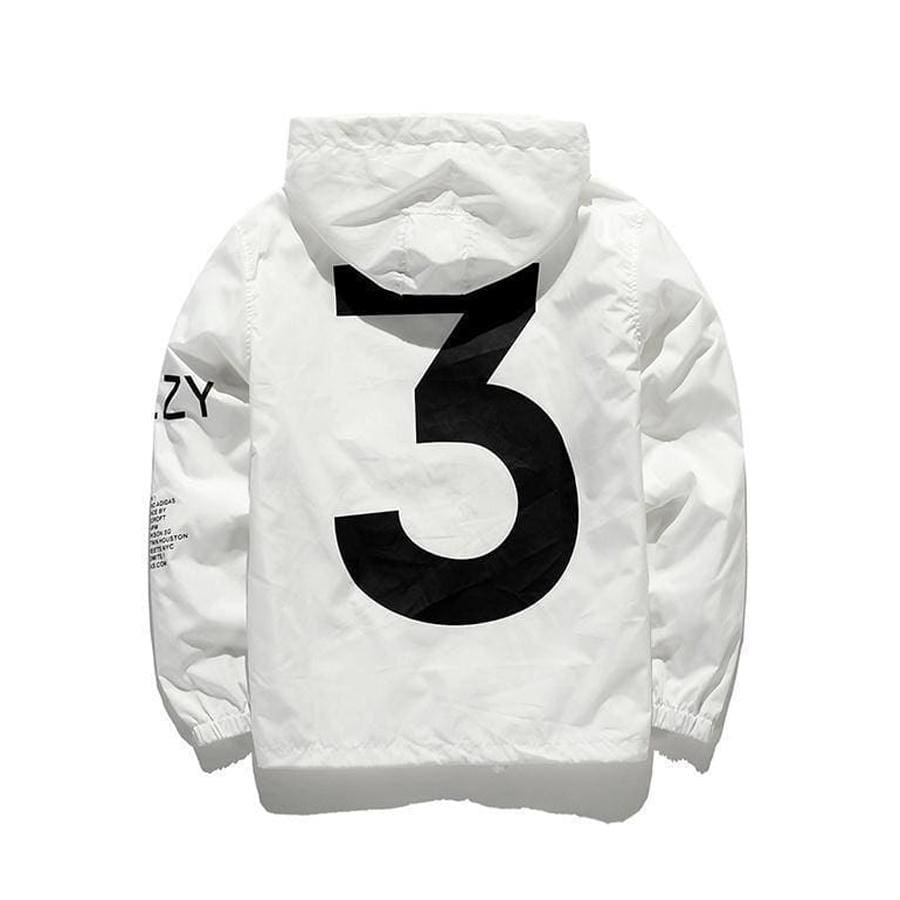 Yeezus Tour Limited Edition Y3 Windbreaker | Streetgarm