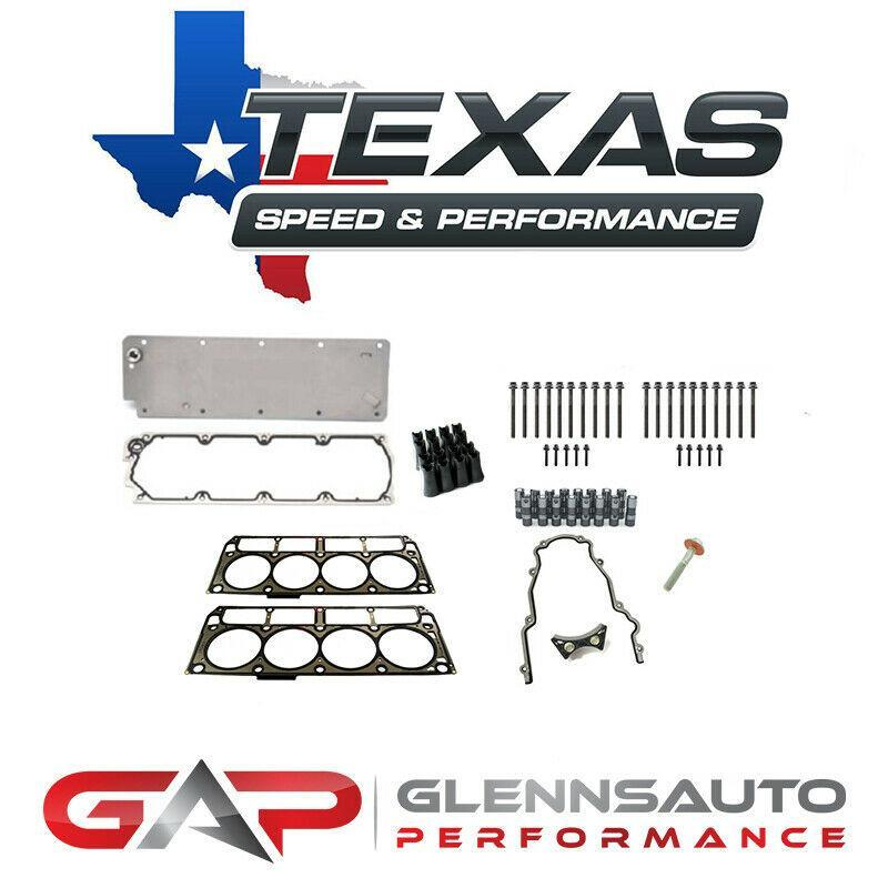 Brian Tooley Racing 5.3L Texas Speed GEN IV 07-13 GM Truck Basic DOD Delete Kit