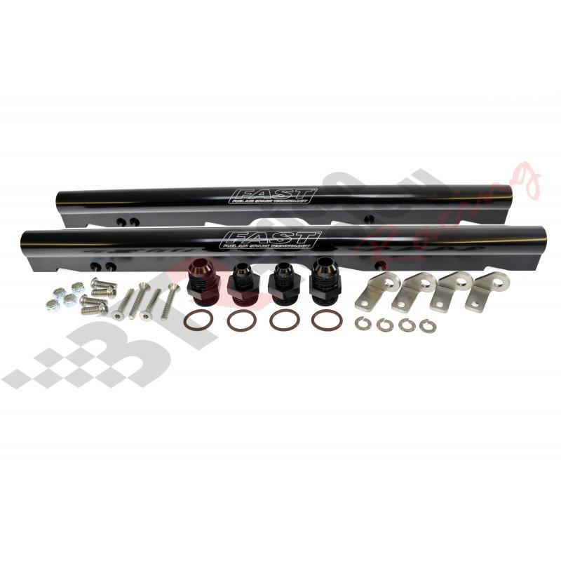 FAST LS1/LS6 BILLET FUEL RAIL KIT FOR LSXR INTAKE