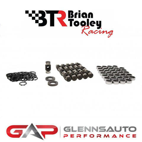 Brian Tooley Racing BTR GM LS ROCKER ARM TRUNNION UPGRADE KIT - TK001