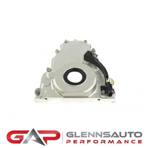 Brian Tooley Racing Gen IV LS2/LS3 Front Timing Cover w/ Cam Sensor - 12633906