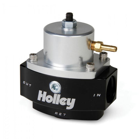 HOLLEY DOMINATOR BILLET EFI FUEL PRESSURE REGULATOR (15-65psi) 12-848