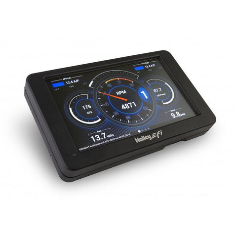 Brian Tooley Racing HOLLEY EFI DIGITAL DASH - 553-106