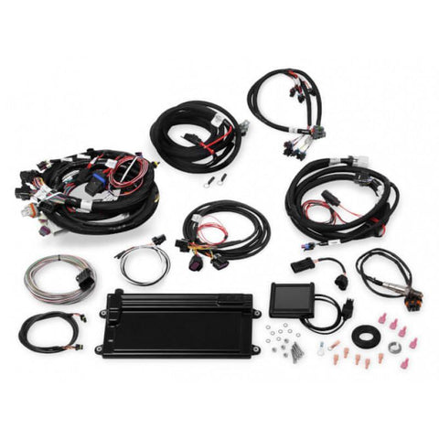 Brian Tooley Racing HOLLEY EFI TERMINATOR ECU KIT - 24X - DBW - TRANS CONTROL - 550-623