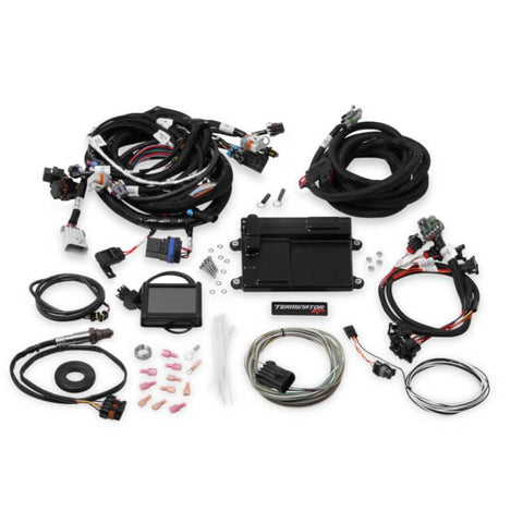 Brian Tooley Racing HOLLEY EFI TERMINATOR ECU KIT - 24x - LS1/LS6 - 550-608