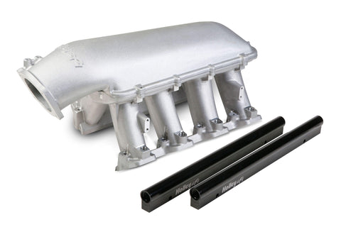 HOLLEY HI-RAM - (LS7 PORT-105mm) SATIN 300-125