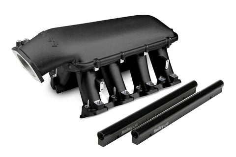 HOLLEY HI-RAM - (SQUARE-92mm) BLACK 300-116BK
