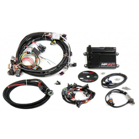 Brian Tooley Racing HOLLEY HP LS1/LS6 EFI ECU & HARNESS KIT - 550-602