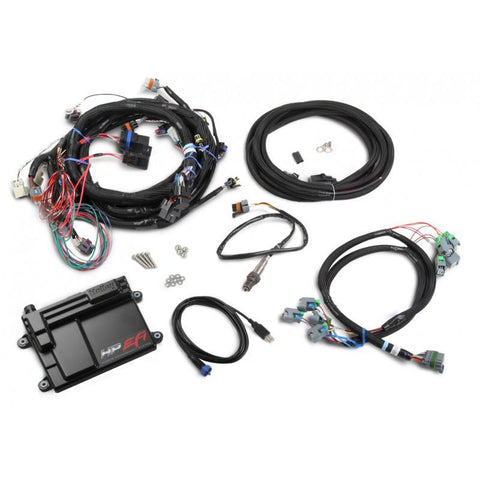 Brian Tooley Racing HOLLEY HP LS2/3/7 EFI ECU & HARNESS KIT - 550-603